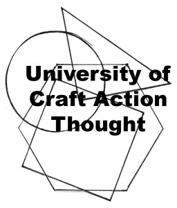 universityofcraftactionthought